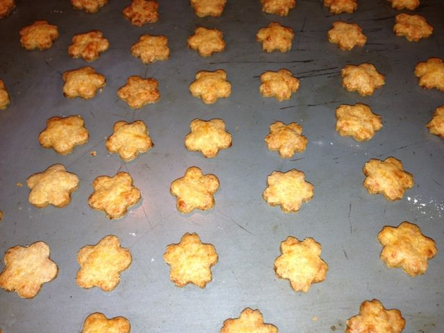 """... * Home made whole wheat """"goldfish"""" crackers - Our Coupon Advent..."""