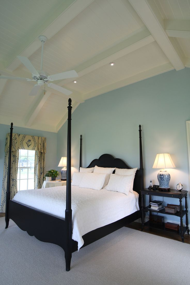 Master Bedroom With Vaulted Ceiling Residential Projects