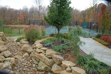 Dry Creek Beds Design Ideas My Secret Garden Pinterest - dry garden design brooke