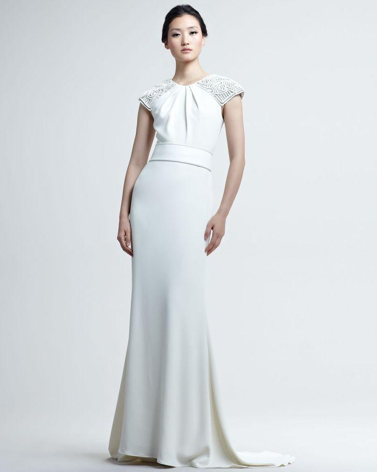 Women 39 s dresses neiman marcus fashions dresses for Neiman marcus wedding dress