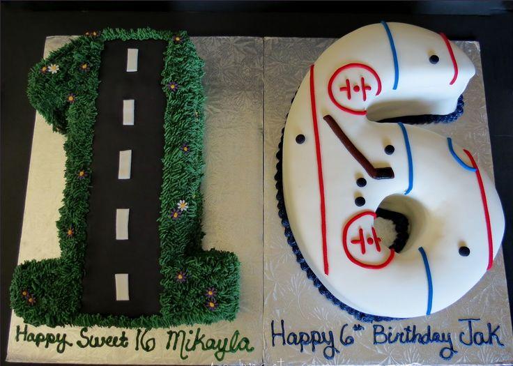 16th birthday cakes ideas for boys