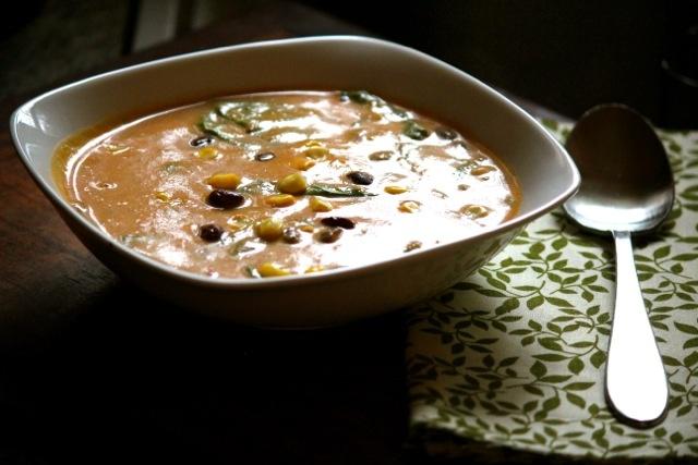 Chipotle Butternut Squash Soup | Recipe