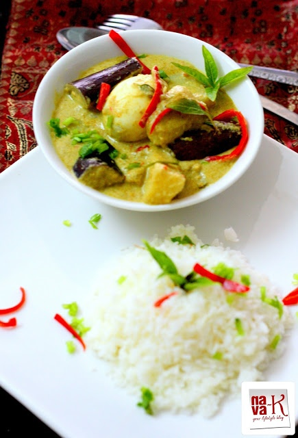 Thai Green Vegetable Curry | Favorite Recipes | Pinterest
