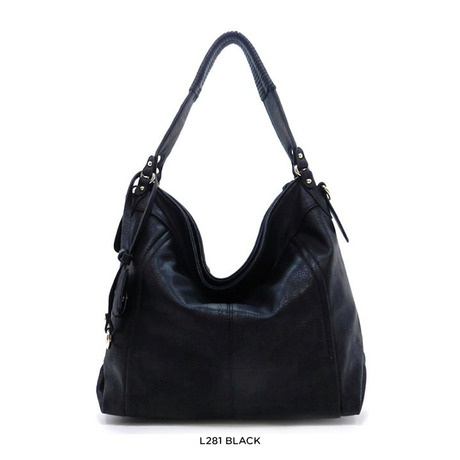 Faux leather fashion hobo or dome handbag assorted colors 34 00