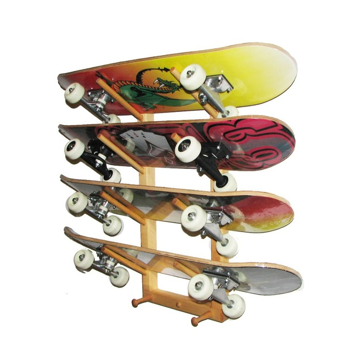 Skateboard Racks Pictures