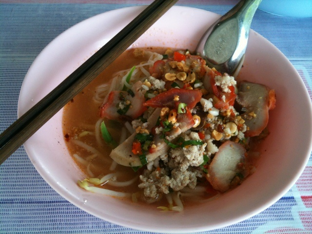 tom yum noodles for breakfast | My Style | Pinterest