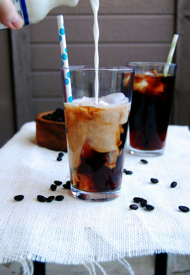 Cold Brewed Coffee, perfect for SUMMER! | Chocolate y cafe | Pinterest