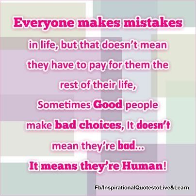 mistakes inspirational quotes and pictures pinterest
