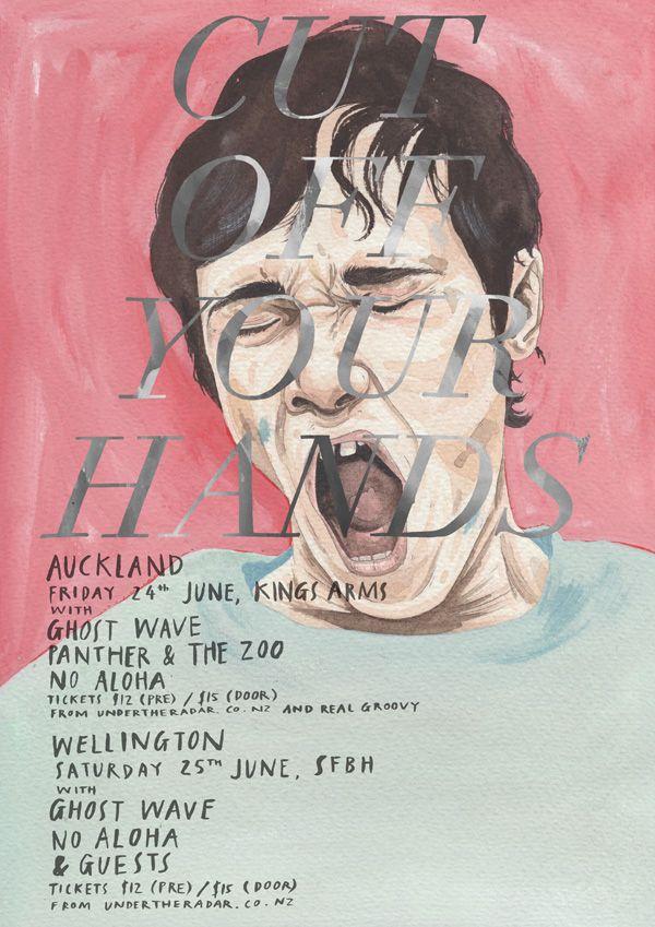 coach outlet branson mo Cut Off Your Hands  Henrietta Harris  affiche