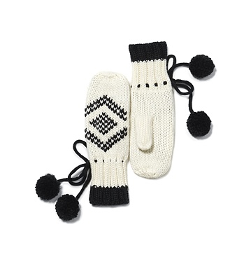 Joe Fresh Women s Nordic Mitts