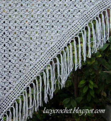 Crochet - Assorted - Autumn Star Afghan - FreePatterns.com