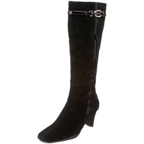 santana s belinda knee high boot boots for narrow