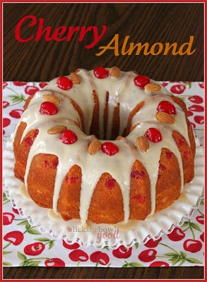 Cherry almond cake | Cakes, Cupcakes, Frostings | Pinterest