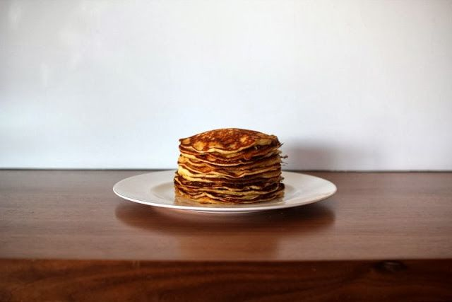 style fare: Marion Cunningham's Buttermilk Pancakes