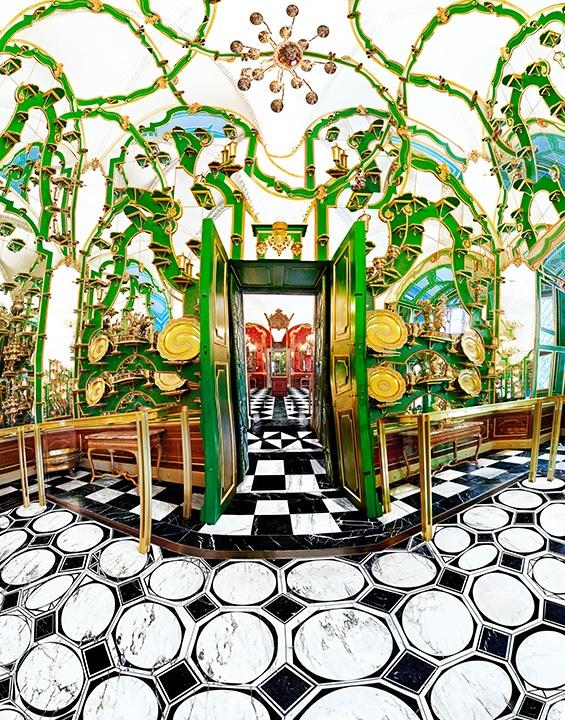 the green vaults of dresden the grunes gewolbe