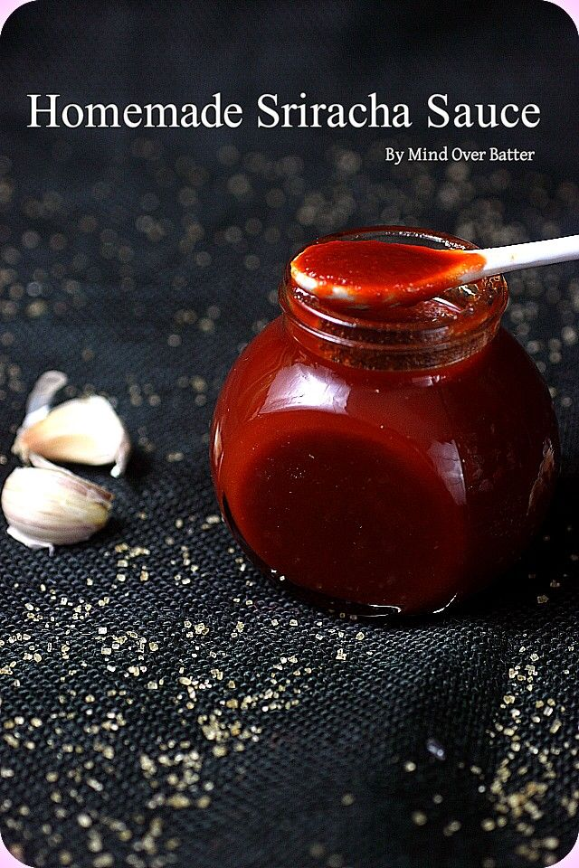 Homemade Sriracha #theleftoversclub | The Leftovers Club | Pinterest