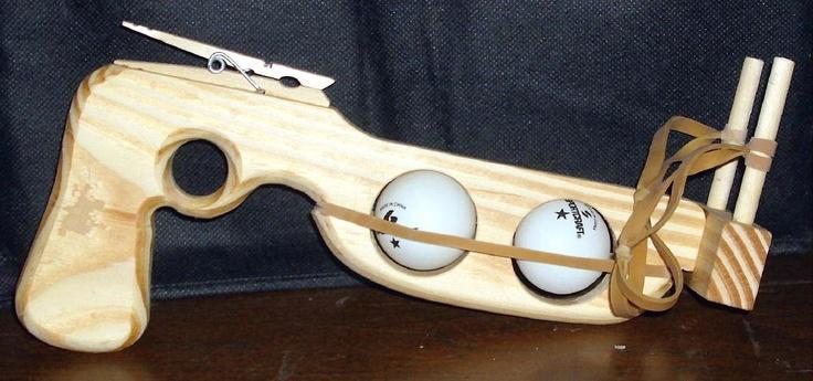 How Ping Pong Ball Gun