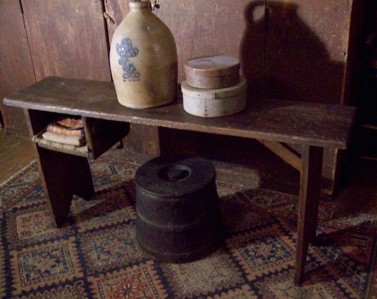 early country antiques | Colonial Decor | Pinterest