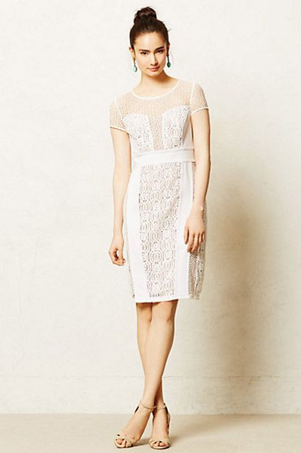 23 dresses perfect for your city hall wedding for City hall wedding dresses