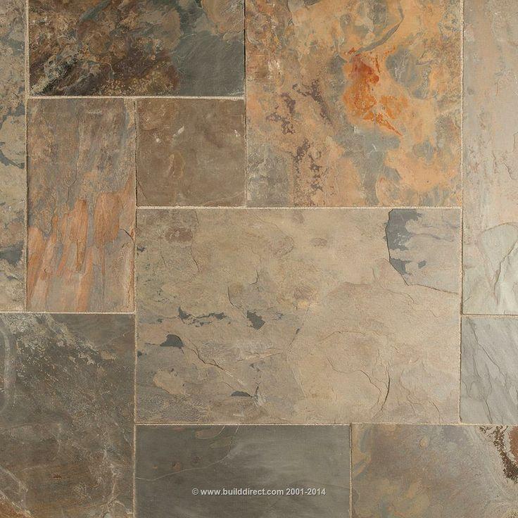 Roterra slate tiles versailles pattern for Slate floor patterns