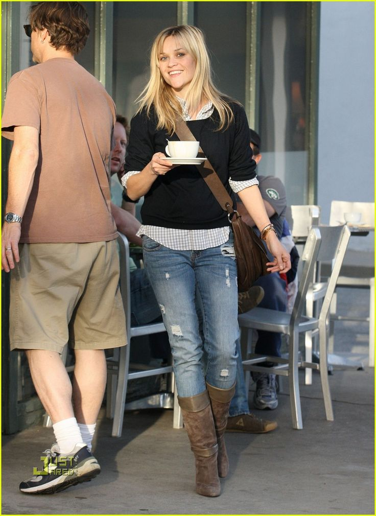 Reese Witherspoon: Tea and Sympathy | reese witherspoon tea 03 - Photo