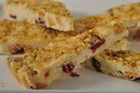 white chocolate raspberry biscotti | Biscottis ,biscuits ....et cie ...