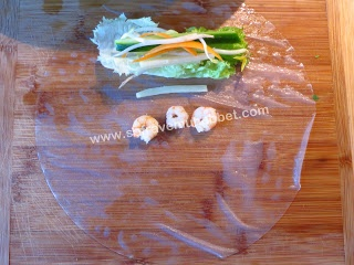 Cambodian-Style Spring Rolls Recipes — Dishmaps