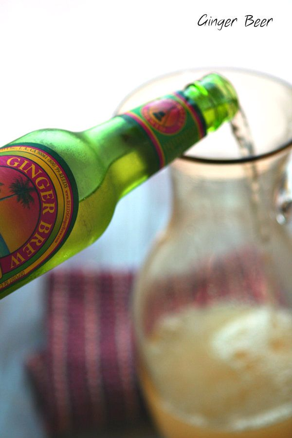 Ginger Beer Lemonade | Recipe