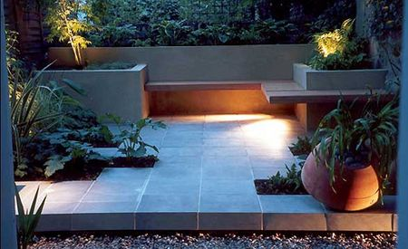 Jardines modernos minimalistas jardines encantados - Jardines modernos minimalistas ...