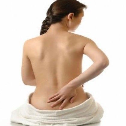 massage therapy lower back pain