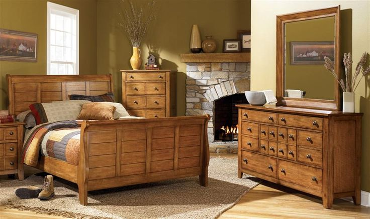 Liberty Furniture Grandpa 39 S Cabin 3 Pc Bedroom Set