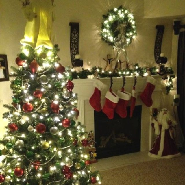 Country Christmas | holiday ideas | Christmas | Pinterest