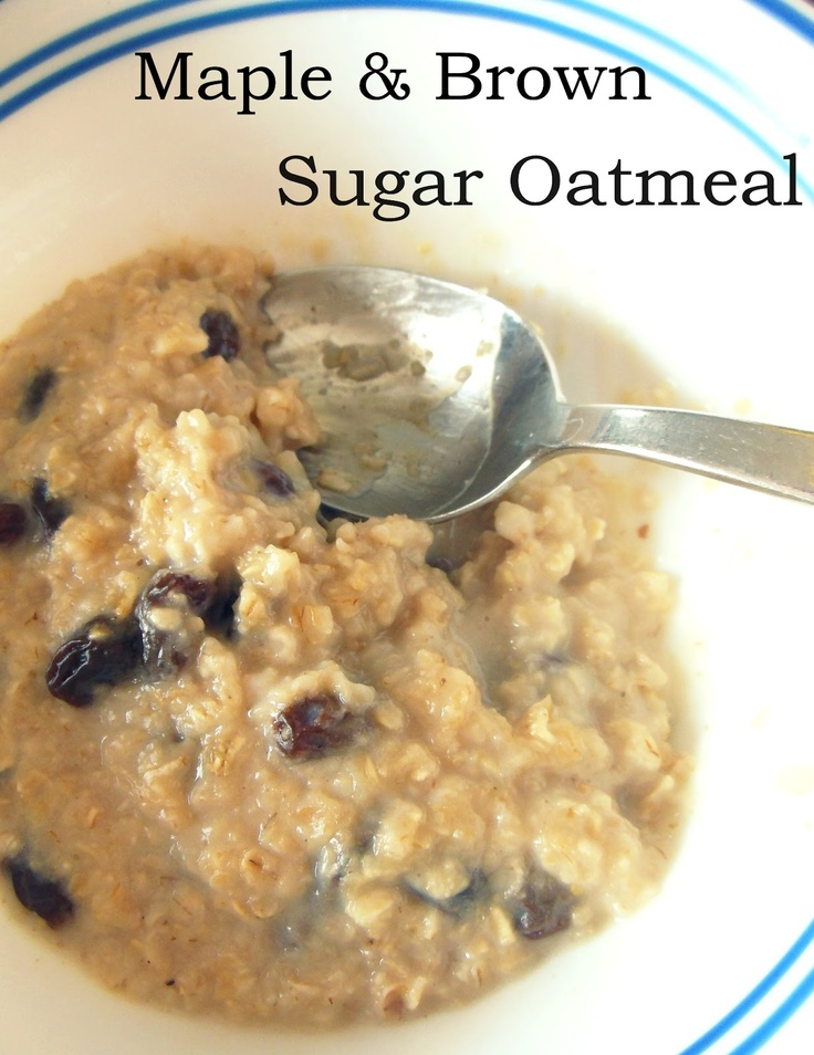 Quinoa Porridge With Maple & Brown Sugar Recipe — Dishmaps