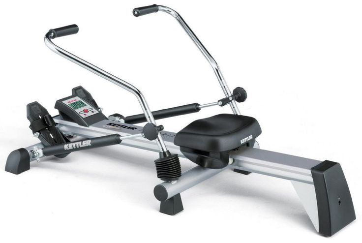 second rowing machine