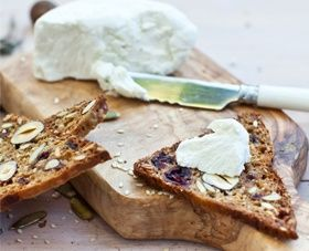 Gezonde ontbijtcrackers | hey good lookin what you got cooking | Pint ...