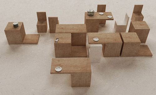 modular furniture  MIMO  ber  Pinterest