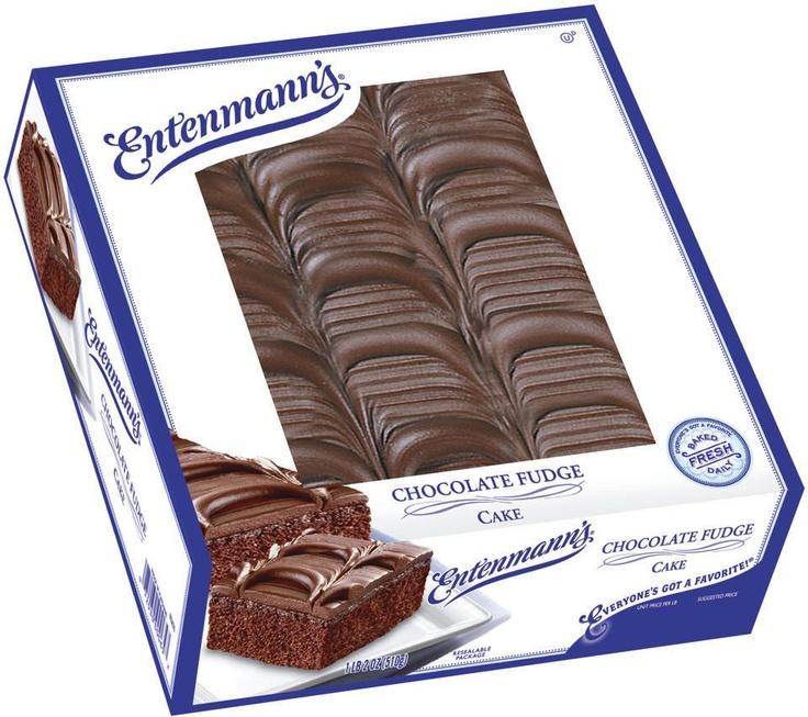Entenmann S Chocolate Fudge Cake Recipe