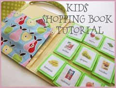 Kids Shopping Book