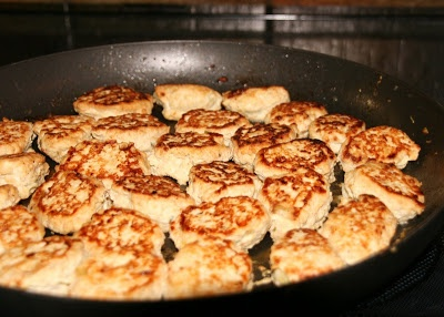 Denmark - Frikadeller - Made of ground pork, veal or beef, chopped ...