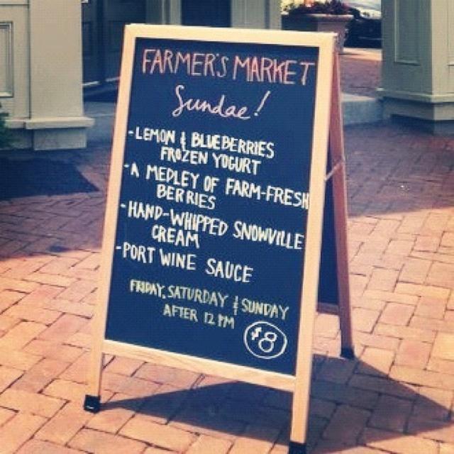 Jeni's Farmer's Market Sundae | Columbus Businesses & People | Pi...
