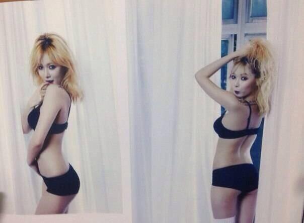 ff yadong hyunseung hyuna hot today top tweets