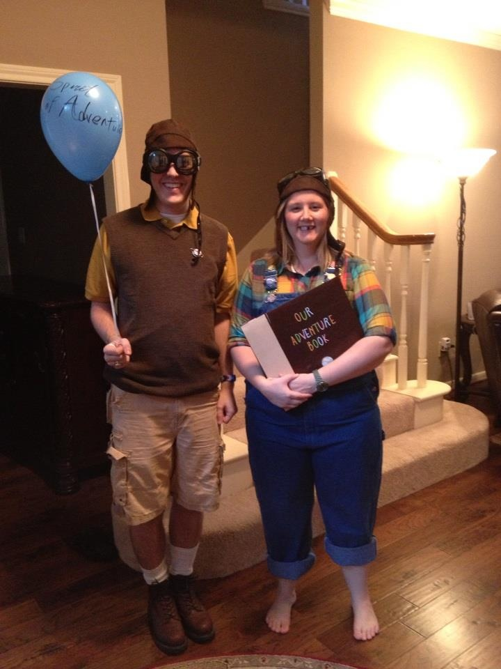 Carl and EllieCarl And Ellie Costumes
