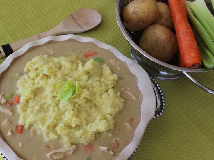 Gluten Free Crust less Chicken Pot Pie   Yum-ness   Pinterest