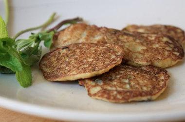Naga-imo Pancakes