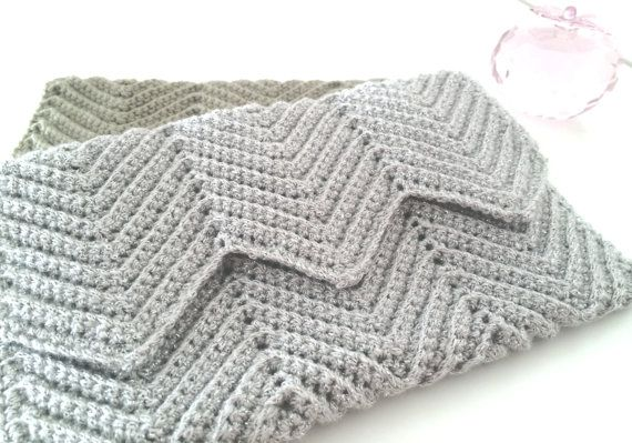 Crochet Clutch, Evening Purse, Ripple Pattern, Bridal, Bridesmaid Gift ...