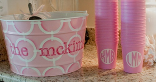 Beverage Bucket & cups