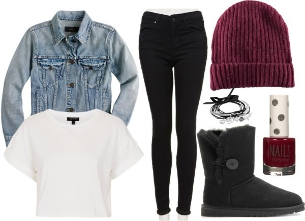 This is my everyday outfit