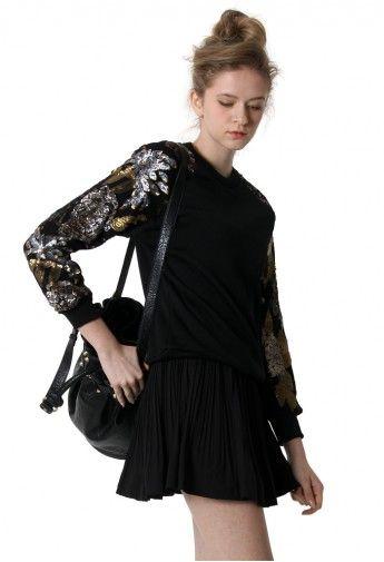 modele pull haute couture