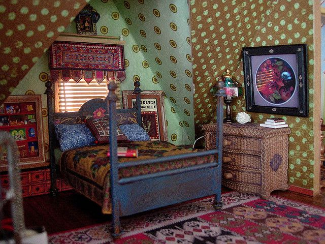 Bohemian Style Bedrooms