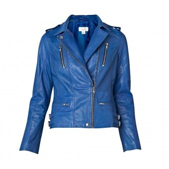 WITCHERY Zip Detail Leather Jacket   Leather AW13   Pinterest